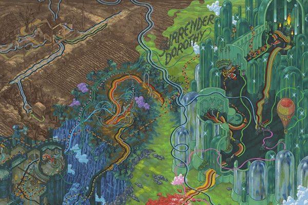 Paths of Oz
