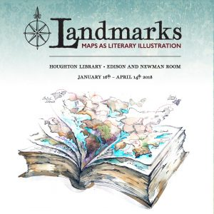 Landmarks: Maps as Literary Illustrations
