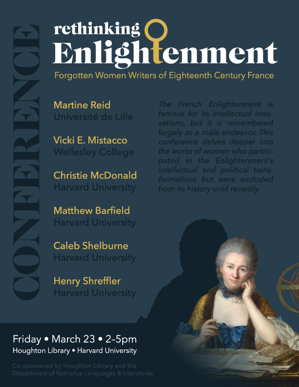 Rethinking Enlightenment poster