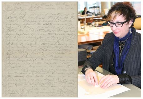 Thoreau's Notes on the Shipwreck of Margaret Fuller