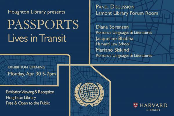 Passports: Lives in Transit
